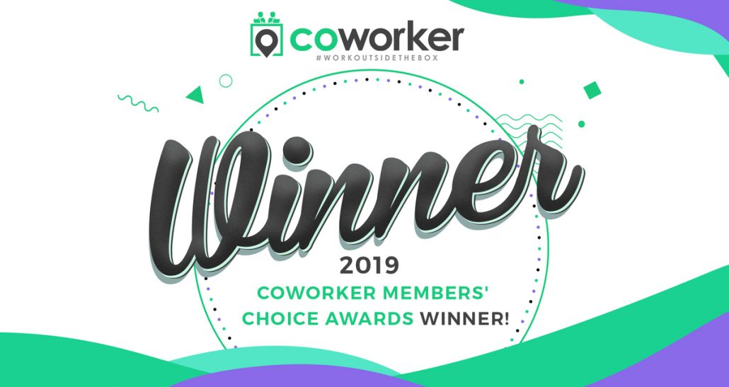 Impact Hub Bergen is the Winner of Bergen Coworker Member's Choice Awards 2019 Winner!